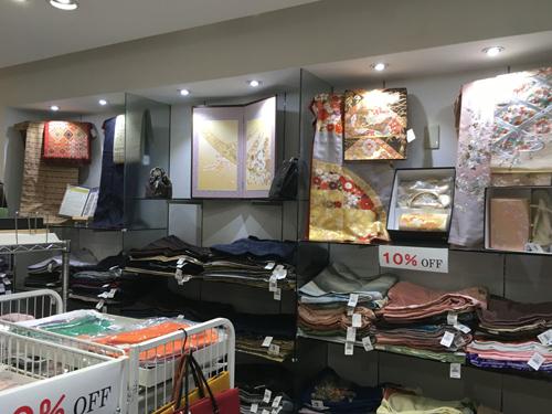や かない リサイクル 着物 リサイクル着物ショップ 大阪で創業百年